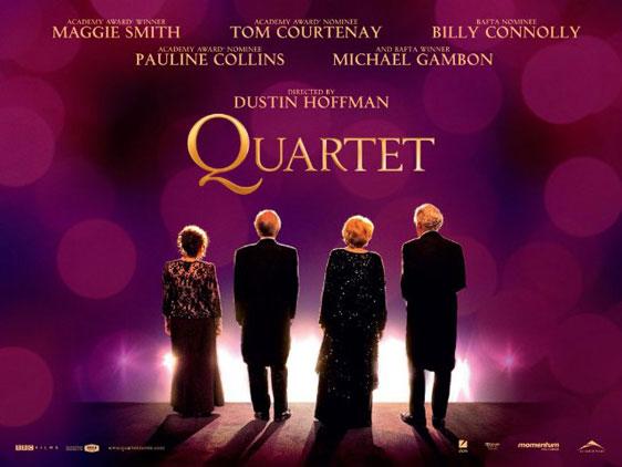 Quartet Poster #1