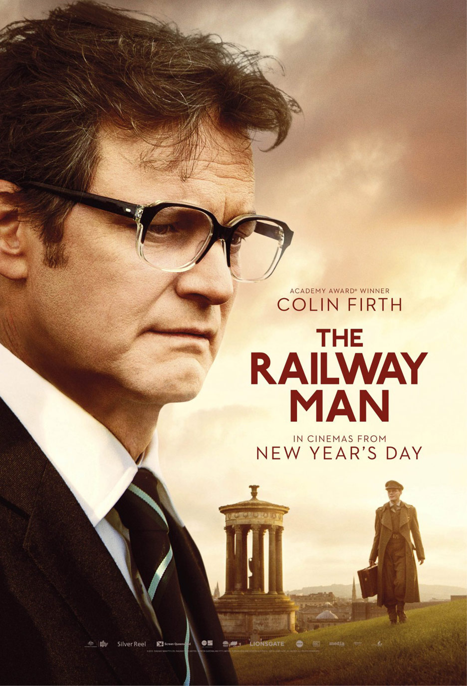 The Railway Man Poster #2