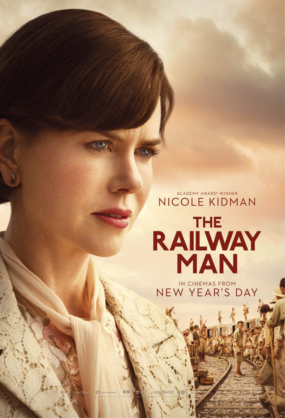 The Railway Man Poster #3