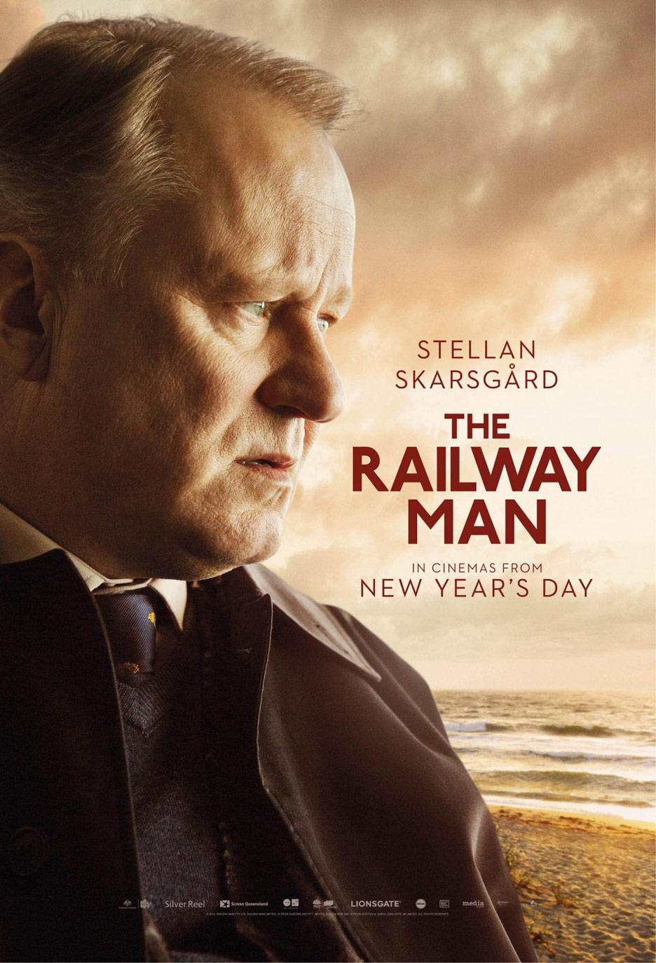 The Railway Man Poster #4