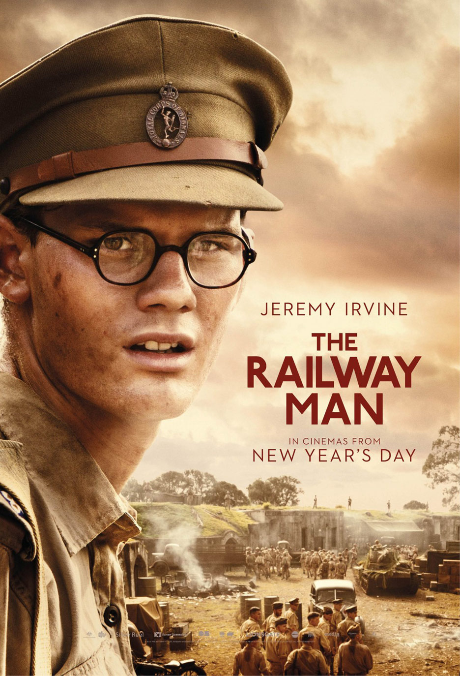 The Railway Man Poster #6