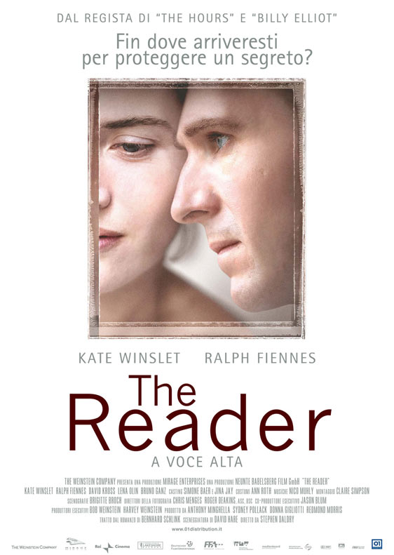 The Reader Poster #6