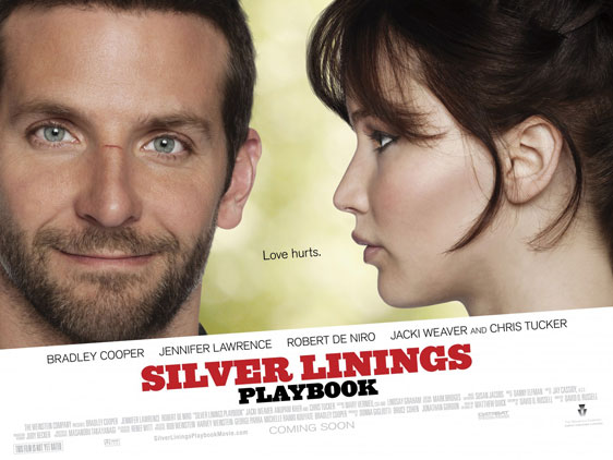 Silver Linings Playbook Poster #2