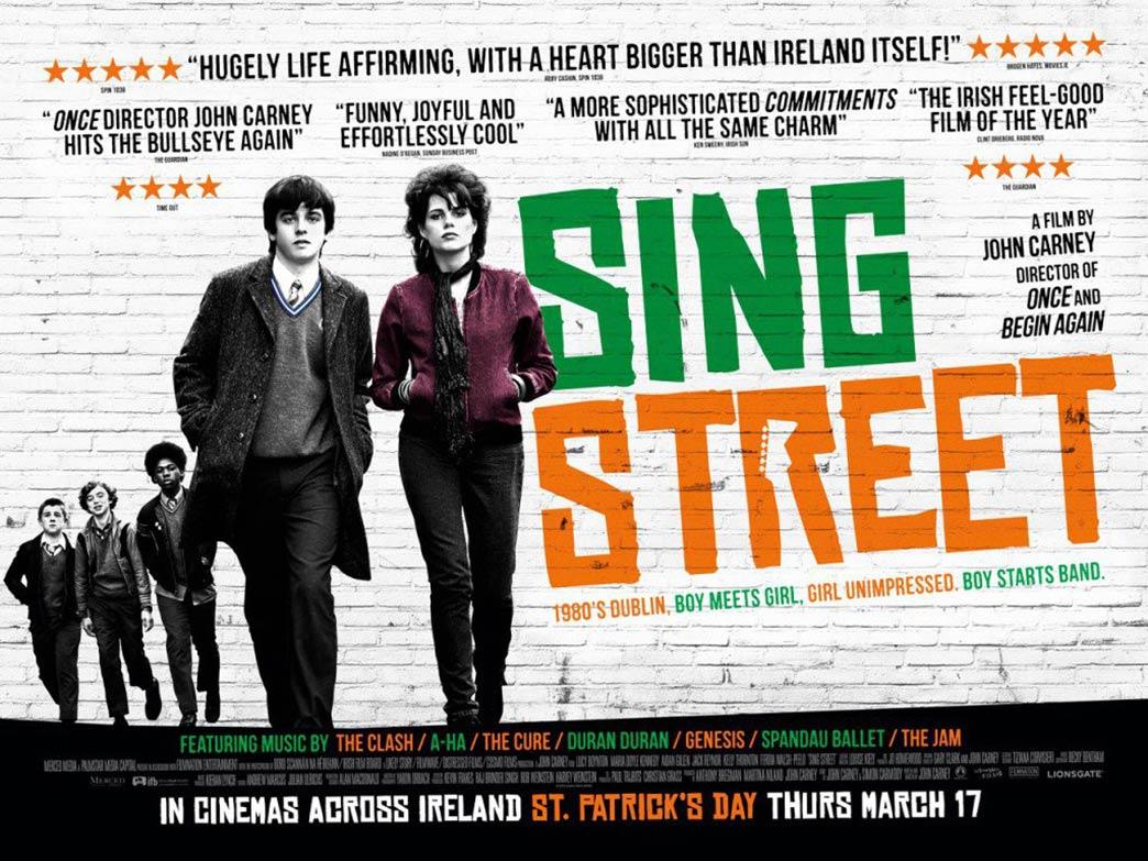 Sing Street Poster #2