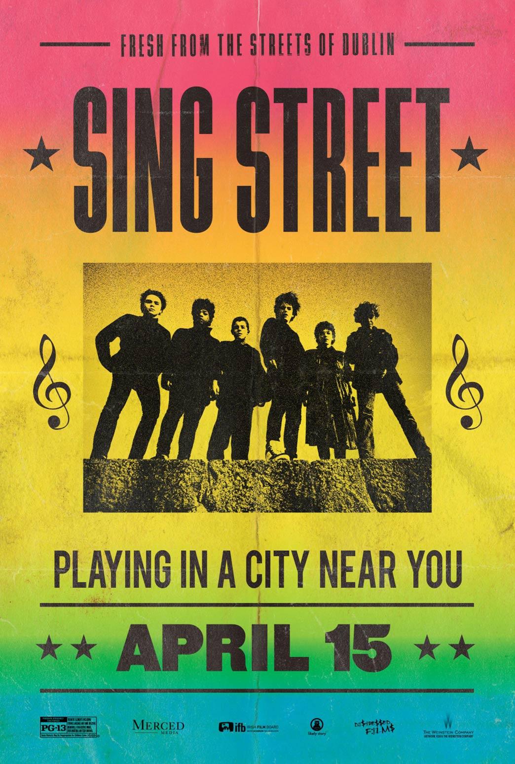 Sing Street Poster #3