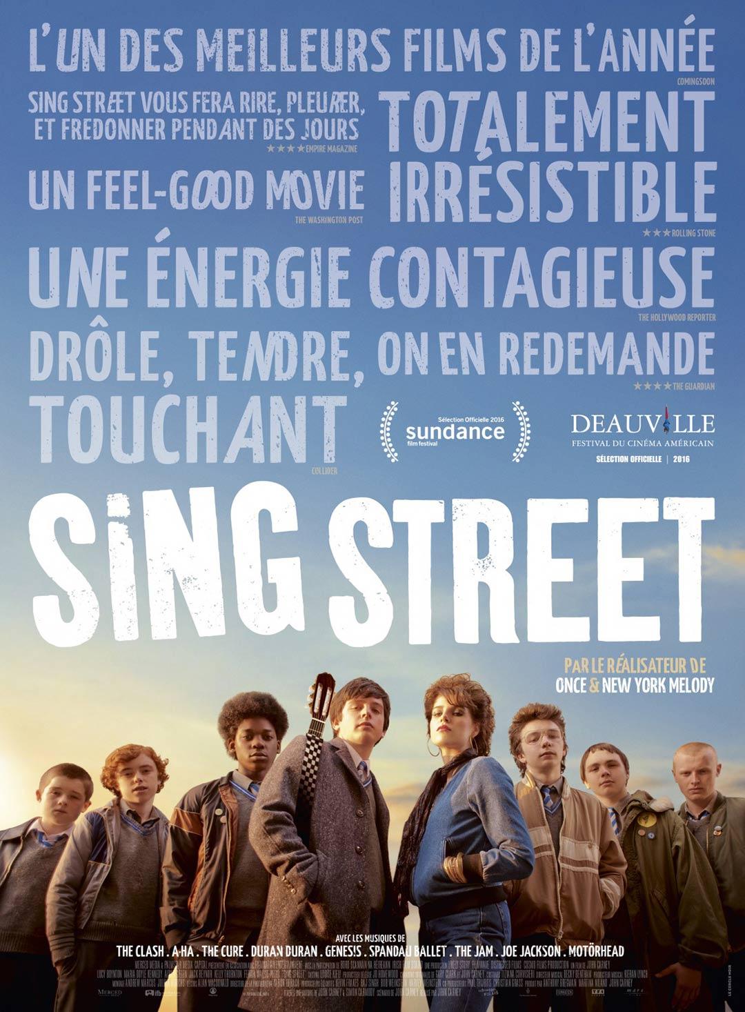 Sing Street Poster #4