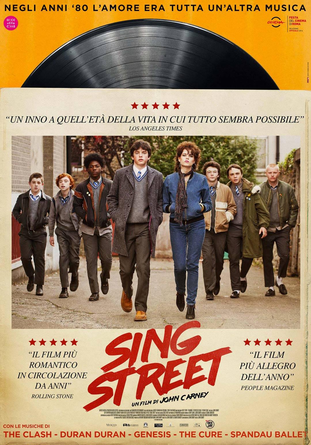 Sing Street Poster #6