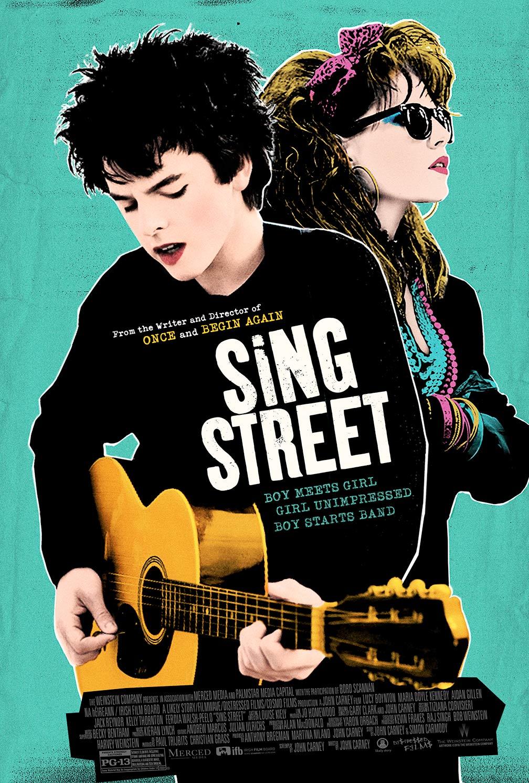 Sing Street Poster #1