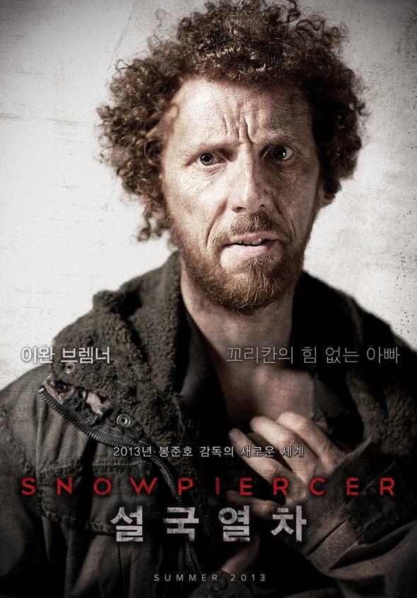 Snowpiercer Poster #5