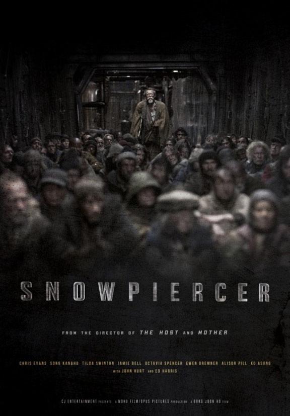 Snowpiercer Poster #1