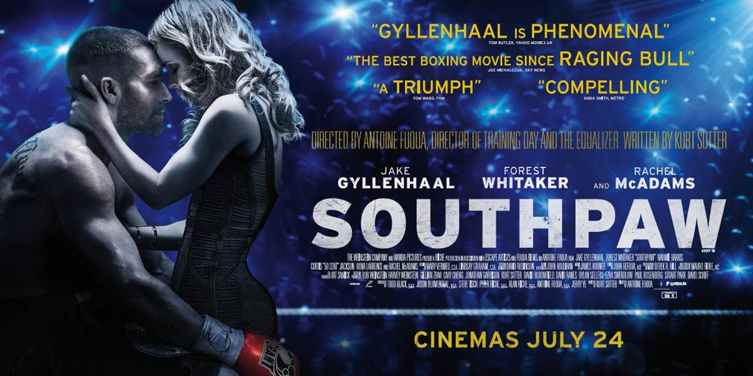 Southpaw Poster #3