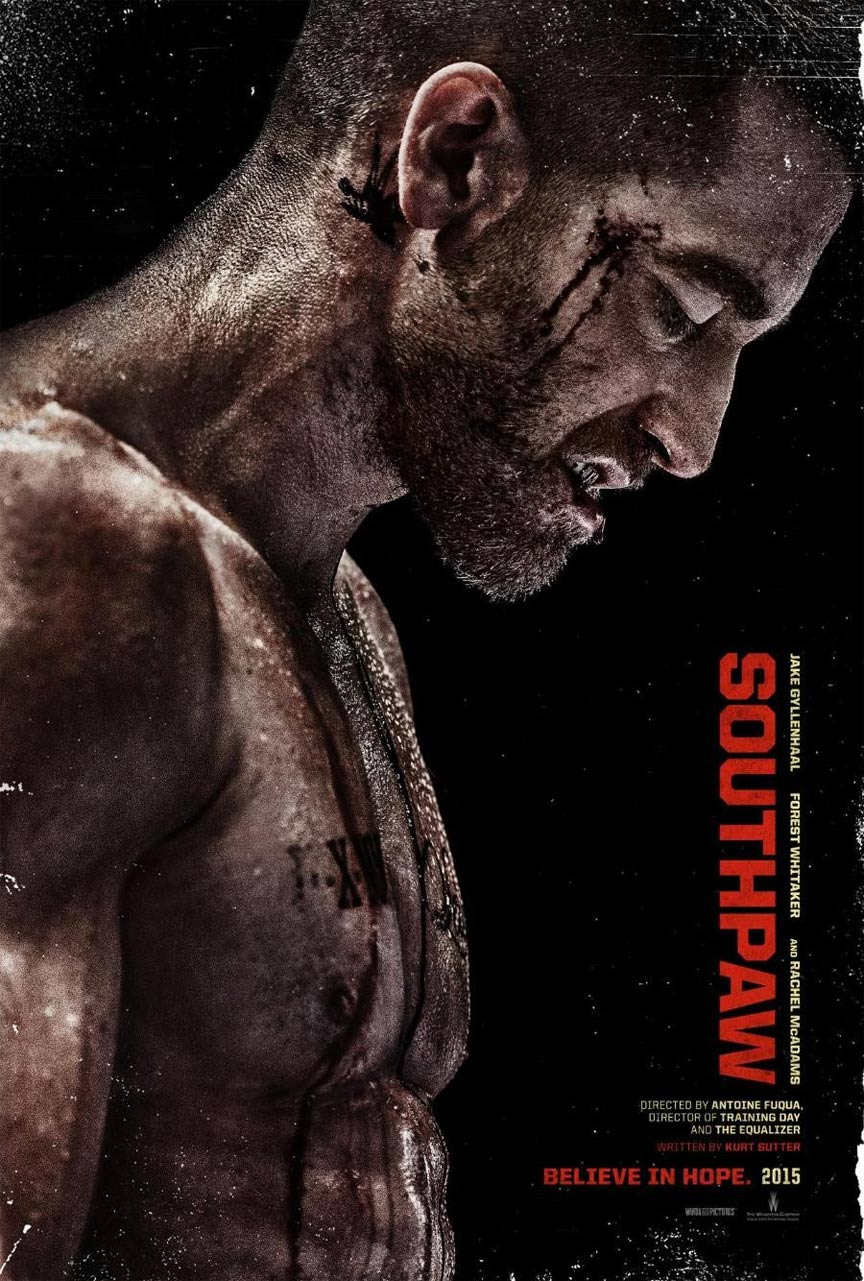 Southpaw Poster #1
