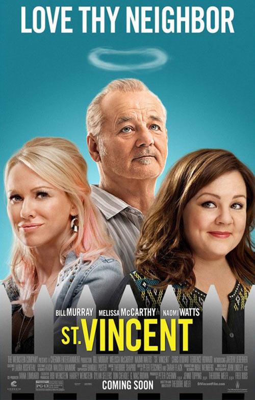 St. Vincent Poster #1