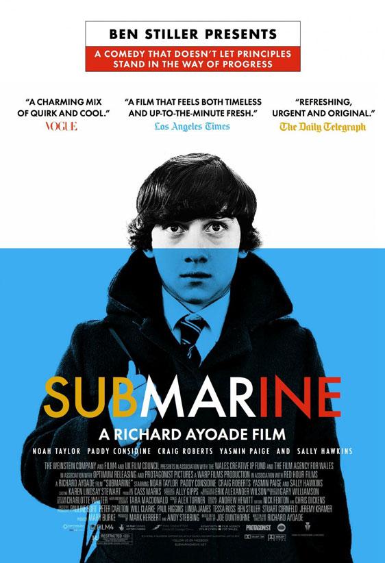 Submarine Poster #2