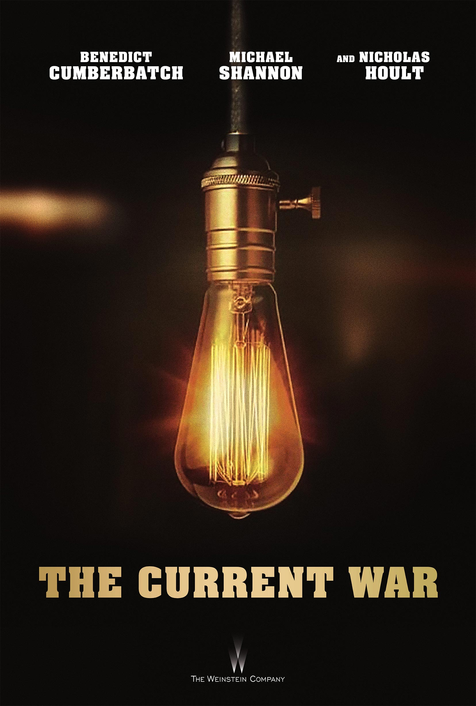 The Current War Poster #1