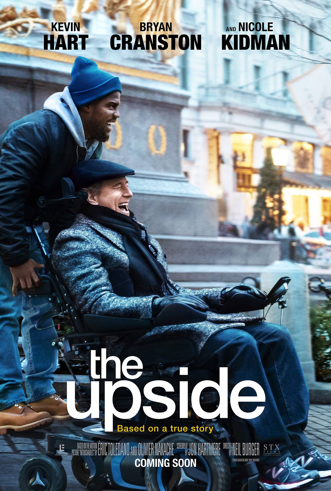 The Upside Poster #1