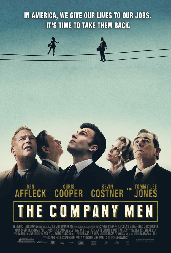 The Company Men Poster #1