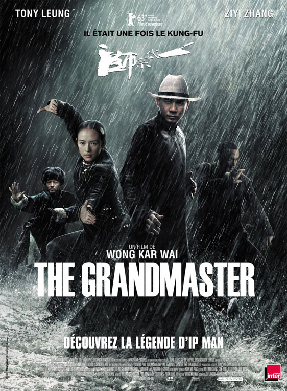 The Grandmaster Poster #4