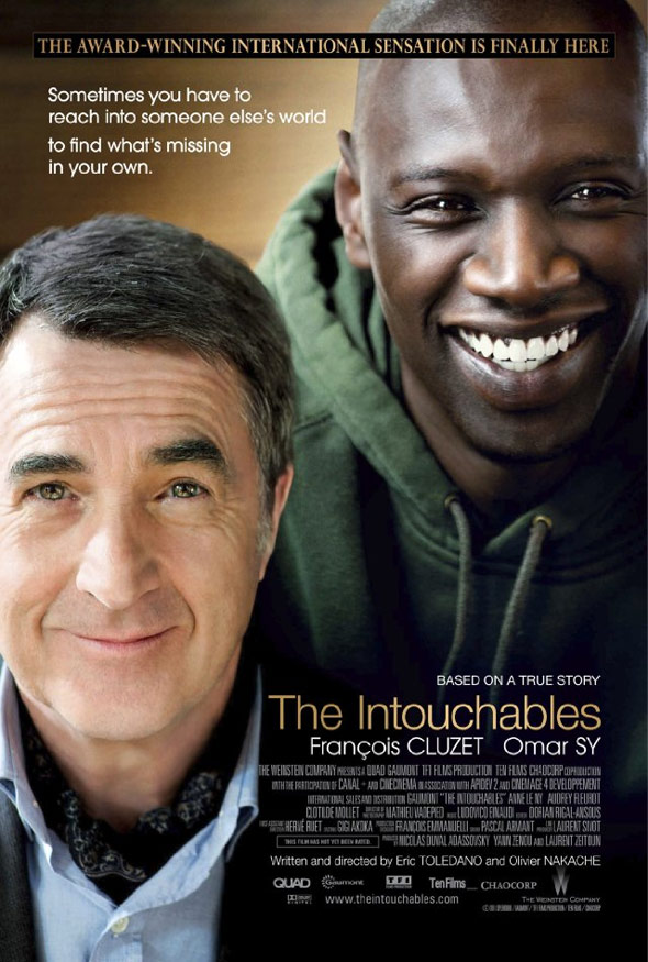 The Intouchables Poster #1