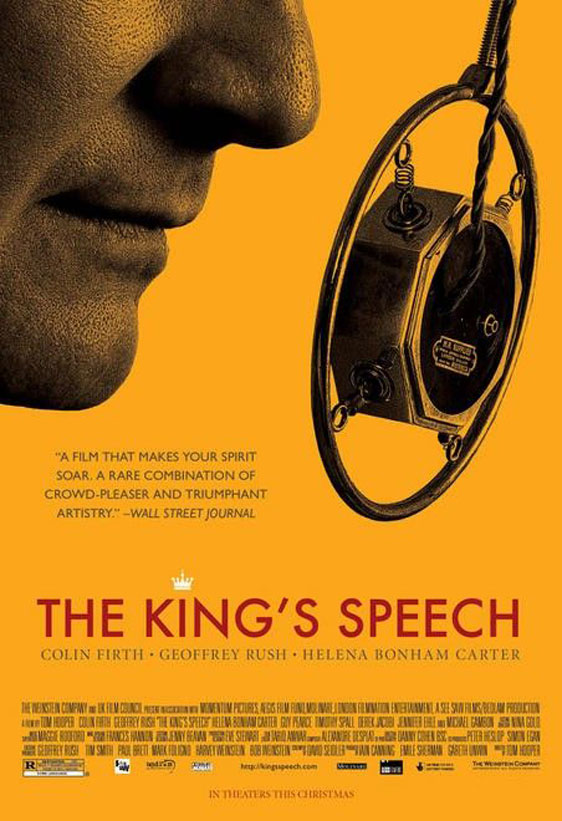 The King's Speech Poster #7