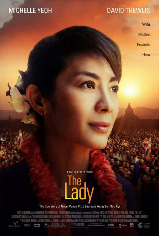 The Lady Poster #3