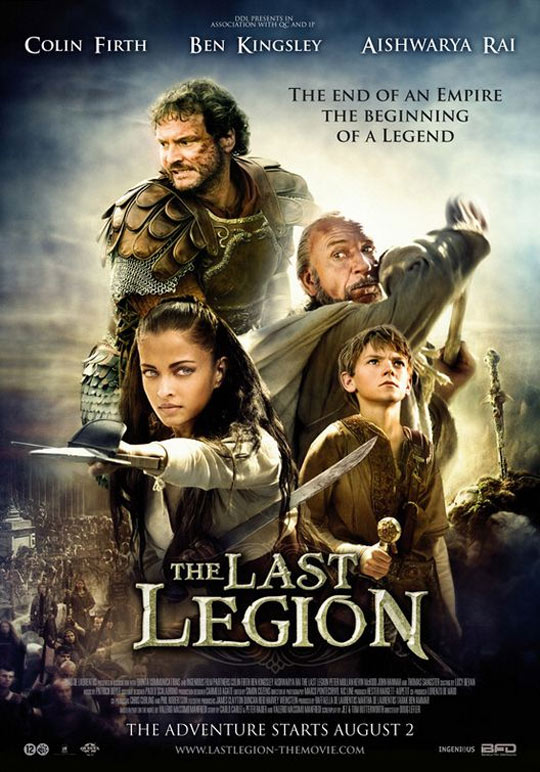 The Last Legion Poster #2