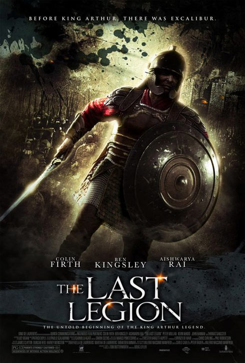 The Last Legion Poster #1