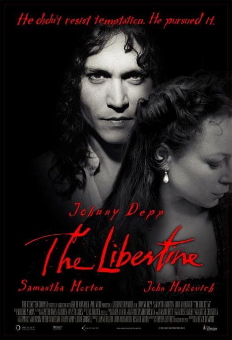 The Libertine Poster #1