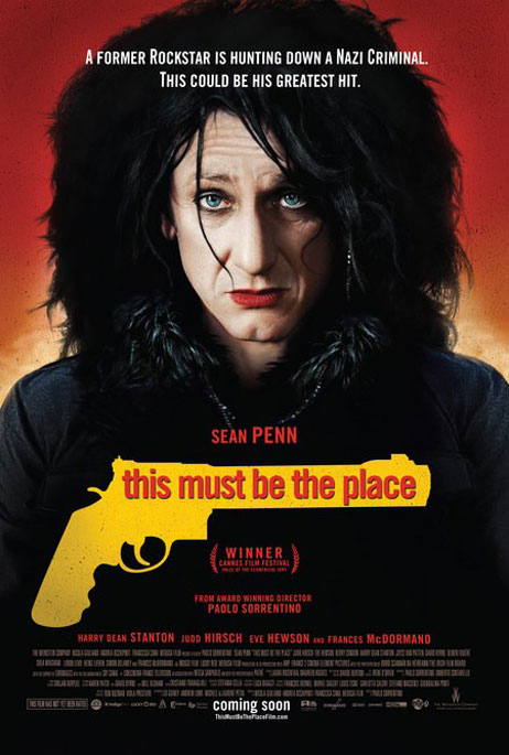 This Must Be the Place Poster #2