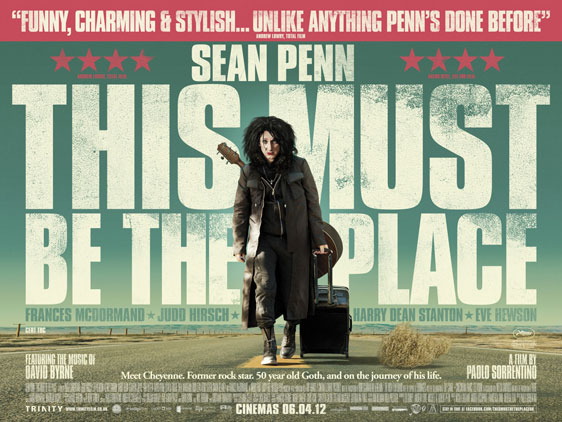 This Must Be the Place Poster #4