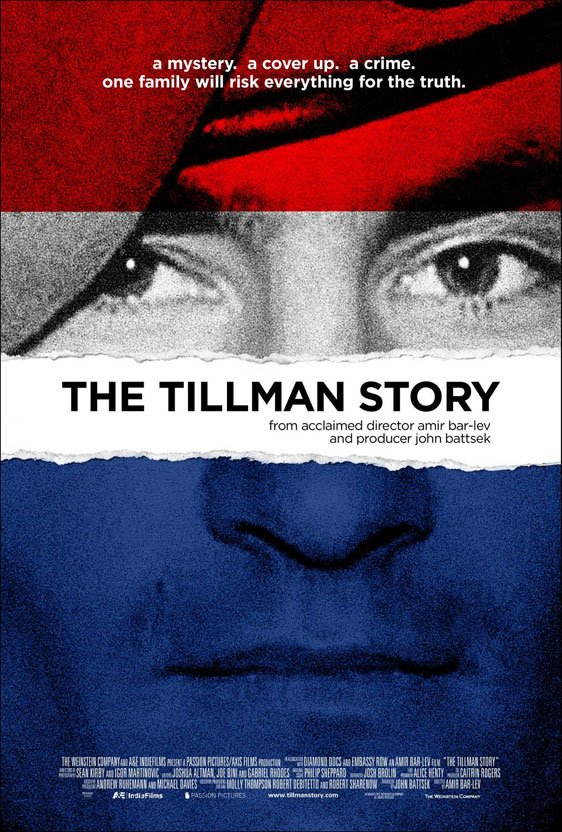 The Tillman Story Poster #1