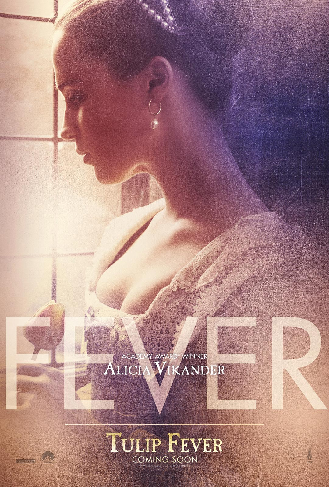 Tulip Fever Poster #1