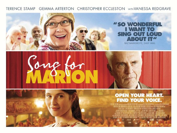 Unfinished Song (Song for Marion) Poster #1