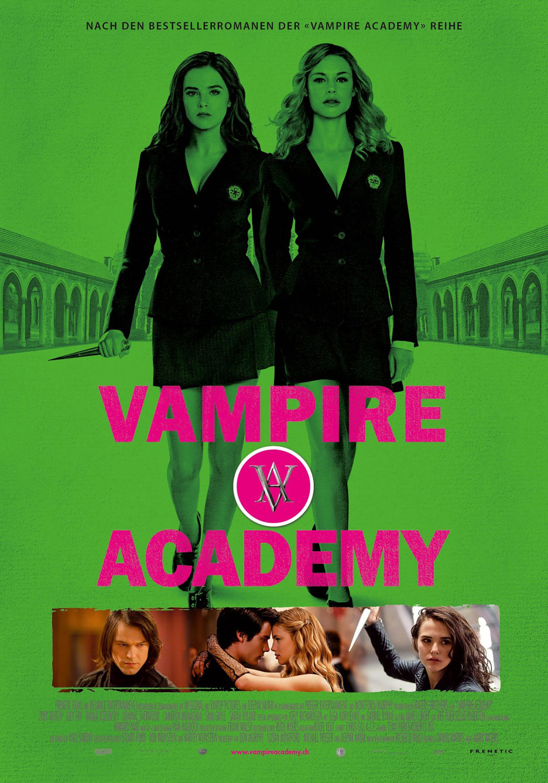 Vampire Academy Poster #10