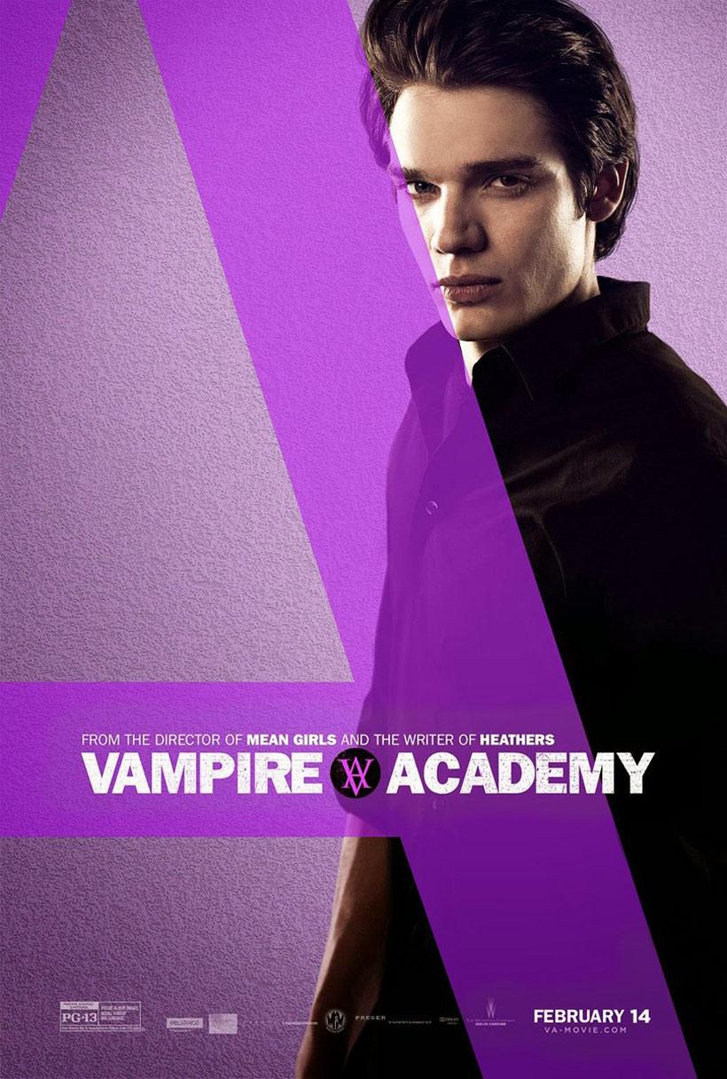 Vampire Academy Poster #12