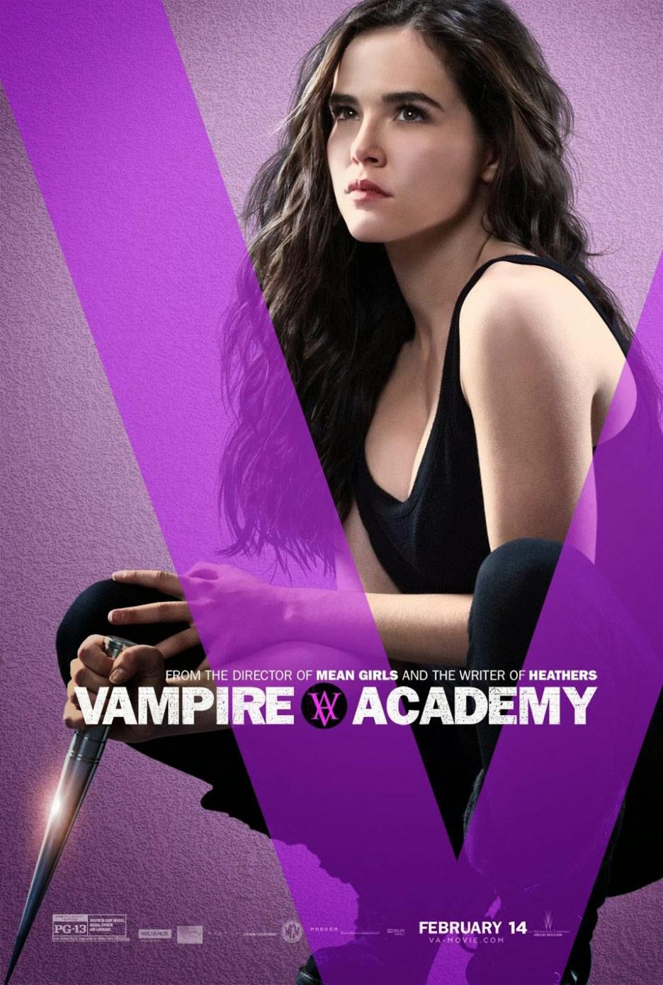 Vampire Academy Poster #13