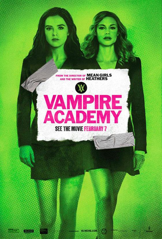 Vampire Academy Poster #14