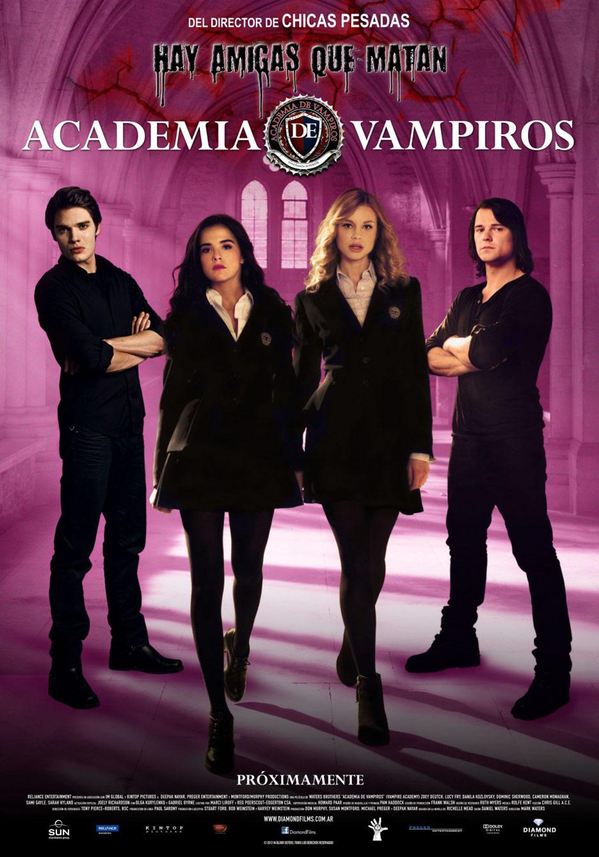 Vampire Academy Poster #15