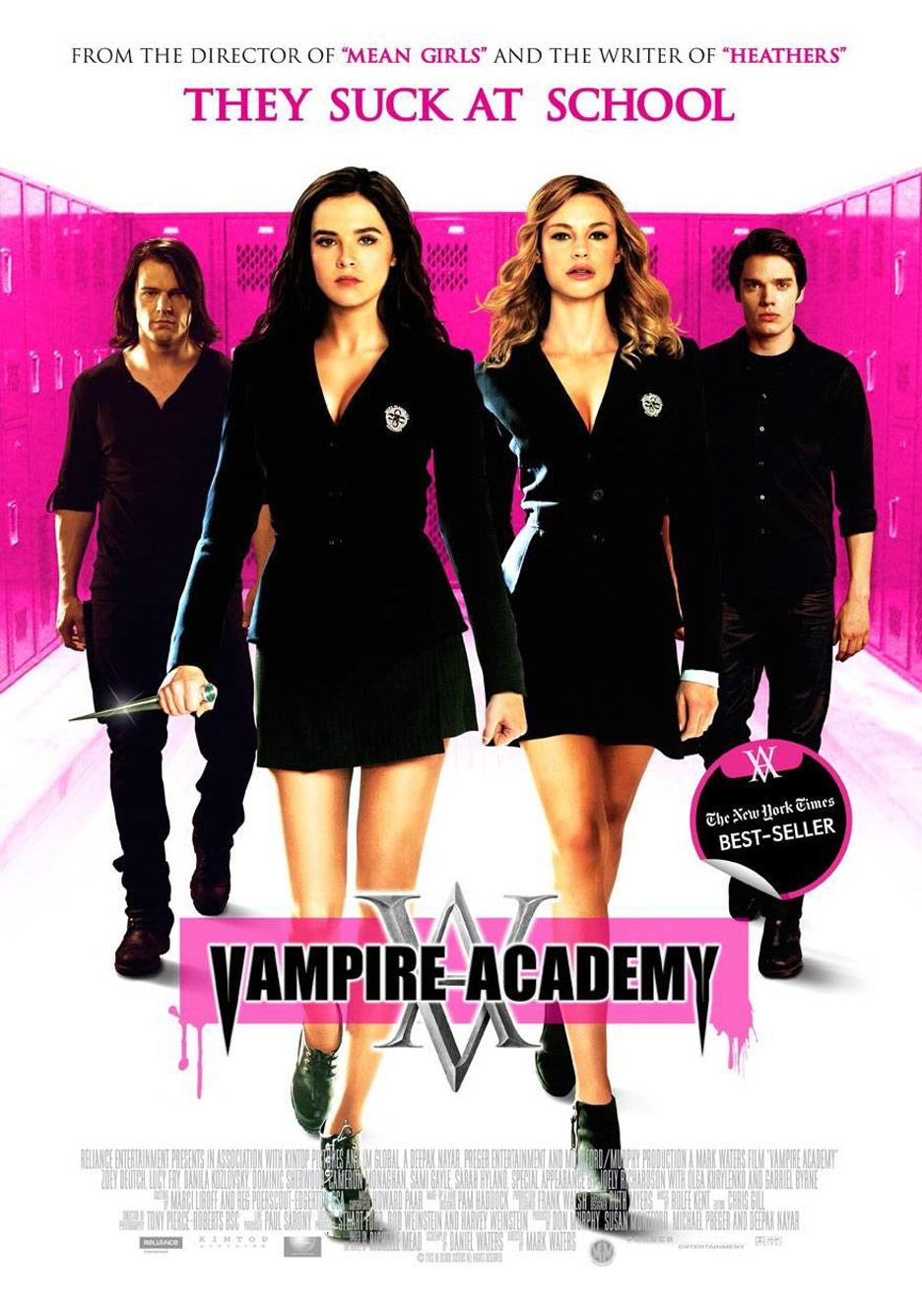 Vampire Academy Poster #17