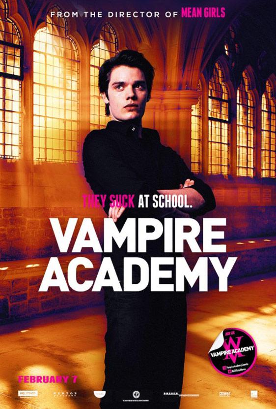 Vampire Academy Poster #19
