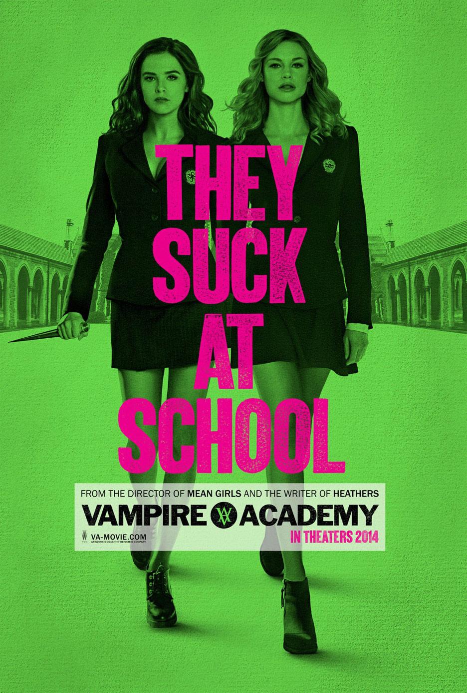 Vampire Academy Poster #2
