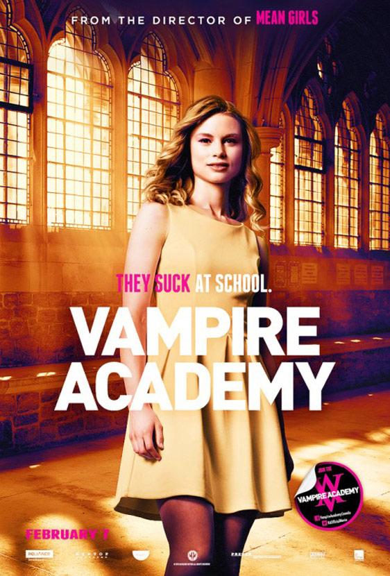 Vampire Academy Poster #20