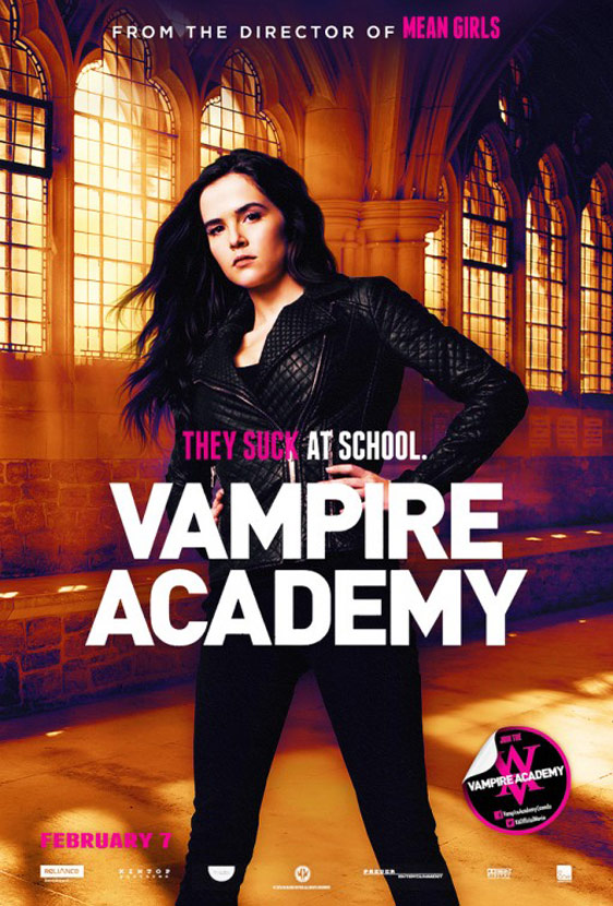Vampire Academy Poster #21