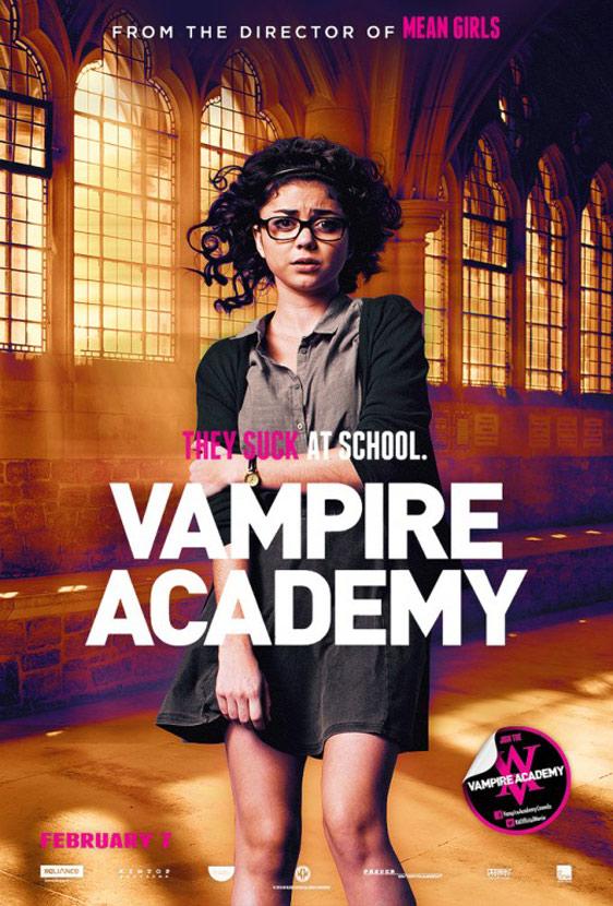 Vampire Academy Poster #22