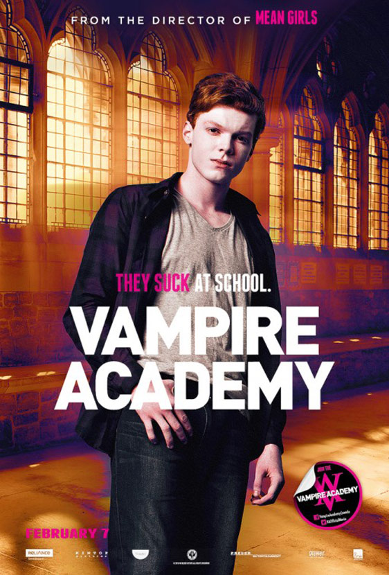 Vampire Academy Poster #23