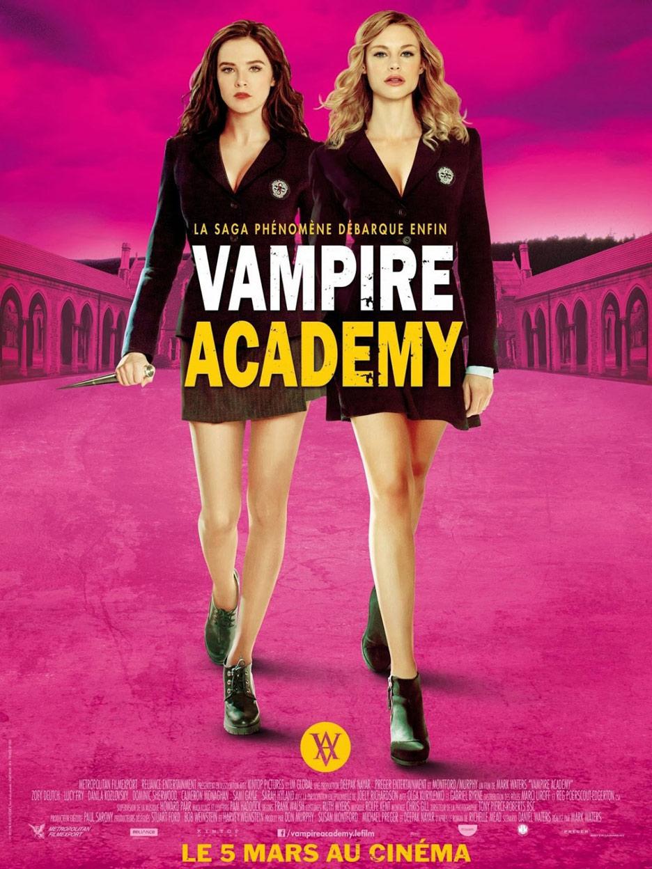 Vampire Academy Poster #3