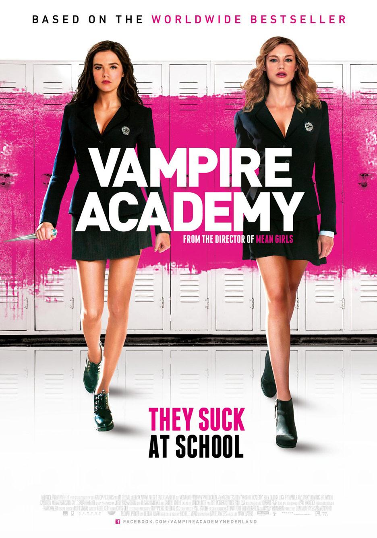 Vampire Academy Poster #4