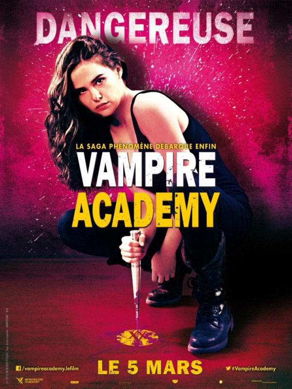 Vampire Academy Poster #5