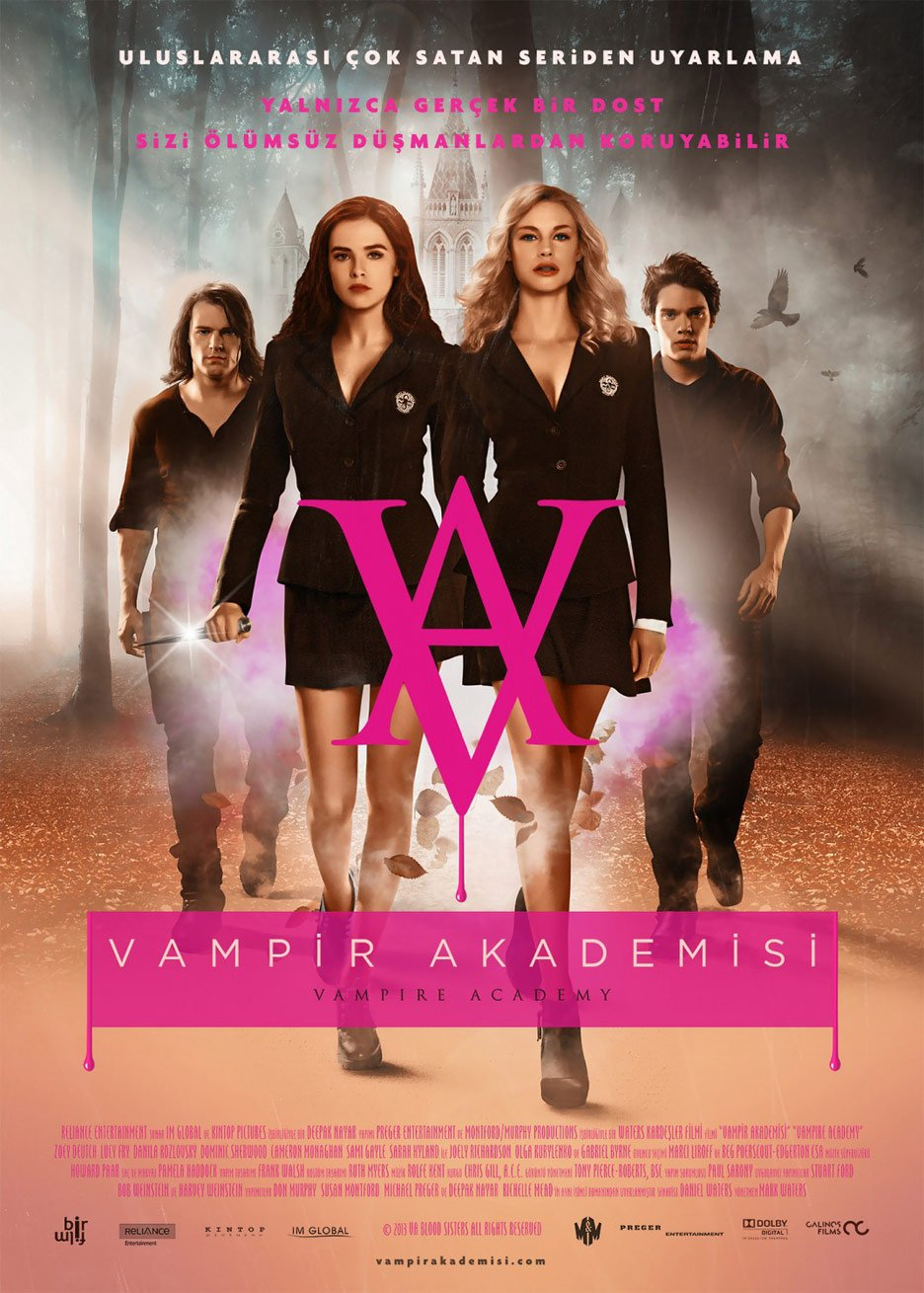 Vampire Academy Poster #8