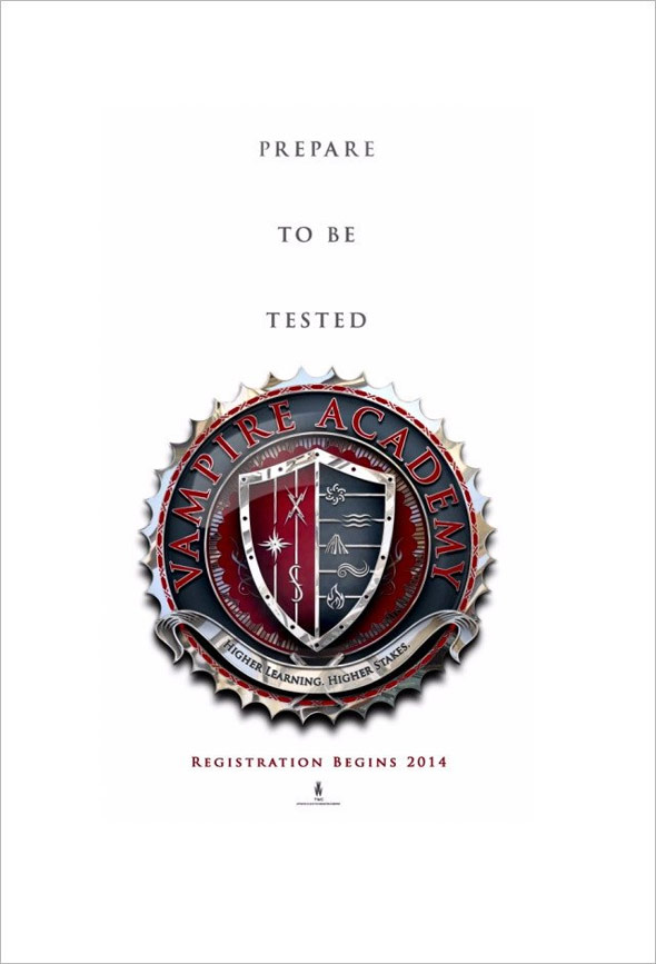 Vampire Academy Poster #1